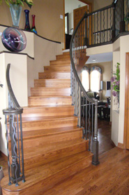 Hardwood Stair Case Specialist
